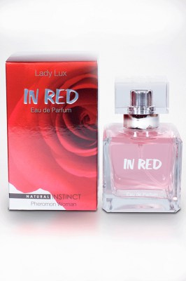 Духи женские Natural Instinct Lady Lux «In Red», 100 мл
